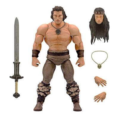 Conan: Ultimates - Iconic Movie Pose Conan 7 inch Action Figure