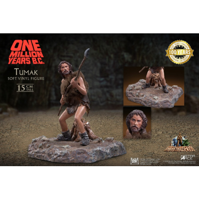 One Million Years BC: Tumak PVC Statue