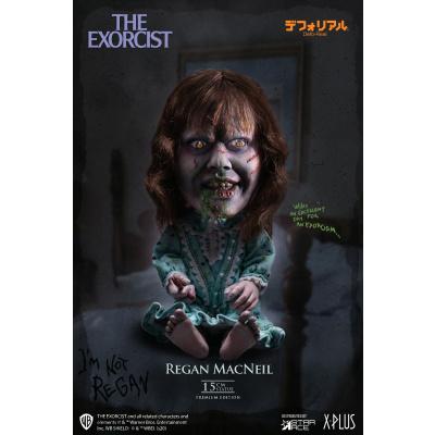 The Exorcist: Regan MacNeil Defo-Real Statue