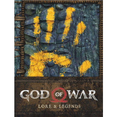 God of War: Lore and Legends Book
