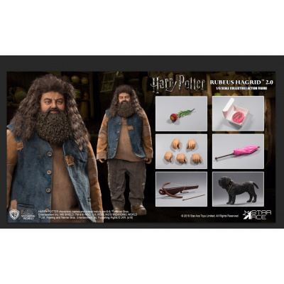 Harry Potter: Rubeus Hagrid 1:6 Scale Figure
