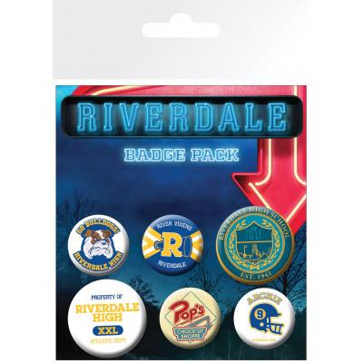 Riverdale: Mix Badge Pack