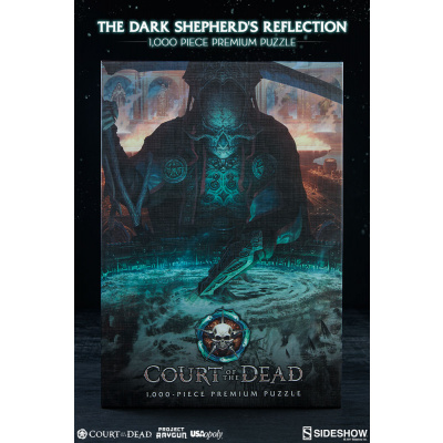 Court of the Dead: The Dark Shepherd's Reflection 1000 Piece Puzzle