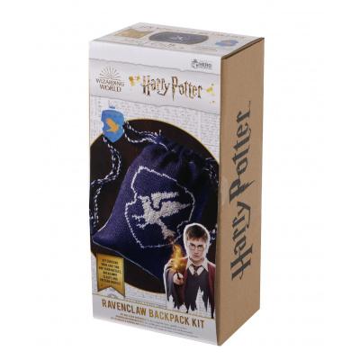 Harry Potter: Ravenclaw Drawstring Bag Knit Kit
