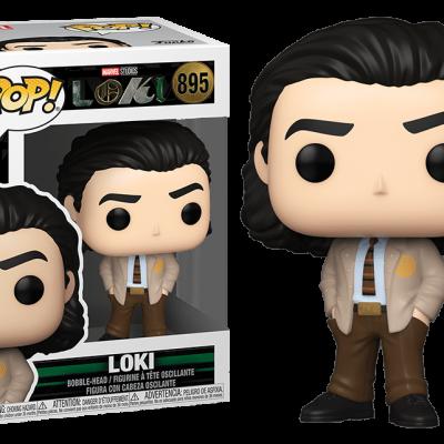Pop! Marvel: Loki - Loki
