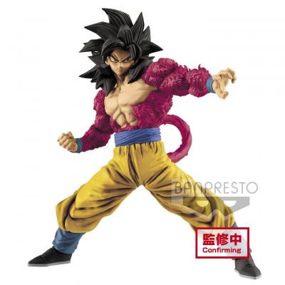 Dragon Ball GT: Full Scratch Super Saiyan4 Son Goku Figure