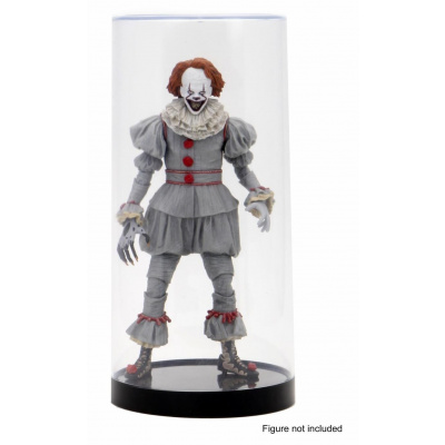 Cylindrical Display Stand for 7 inch Action Figures