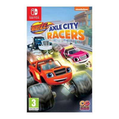 Blaze - Axle City Racers