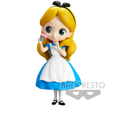 Disney: Q Posket - Alice Thinking Time - Normal Color Version