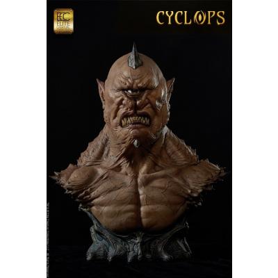 Cyclops 1:1 Scale Bust by Steve Wang