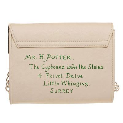 Harry Potter 2 in 1 Crossbody / Clutch Hogwarts Letter