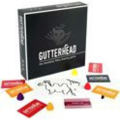 Gutterhead The Fiendishly Filthy Drawing Game