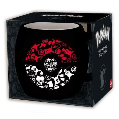 POKEMON - GLOBE MUG IN GIFT BOX - 384 ml