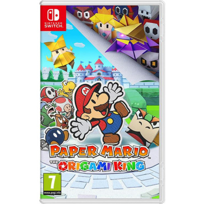 Paper Mario and the Origami King Nintendo Switch