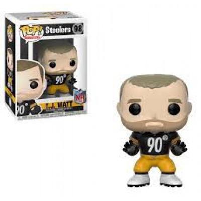 Pittsburgh Steelers NFL TJ Watt Funko Football 98 Pop