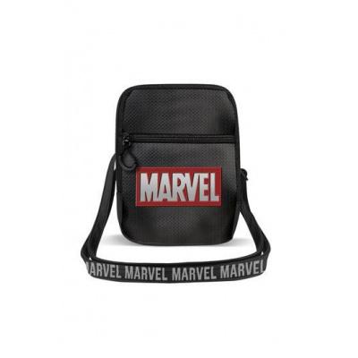 Marvel Messenger Bag Box Logo
