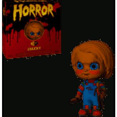 HORROR - 5 Star Vinyl Figure 8 cm - Chucky
