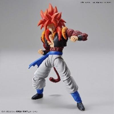 Dragon Ball Z: Figure-Rise - Super Saiayn 4 Gogeta Model Kit