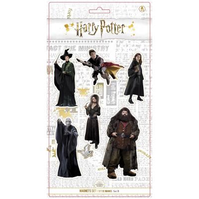 Harry Potter: Characters Magnet Set B