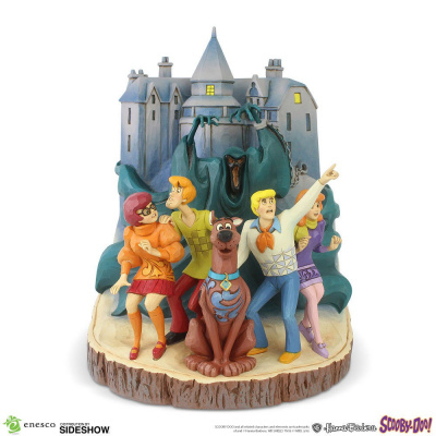 Scooby-Doo: Carved by Heart PVC Statue
