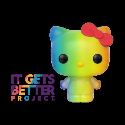 Pop! Anime: Pride 2020 - Rainbow Hello Kitty