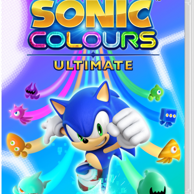 Sonic Colours Ultimate nintendo switch