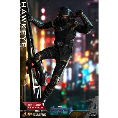 Marvel: Avengers Endgame - Deluxe Hawkeye 1:6 Scale Figure