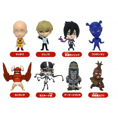 Collectible Figure Collection: ONE-PUNCH MAN Vol. 1