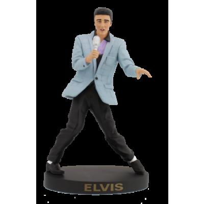 Elvis Bobblehips - '56 Blue Bobblehead