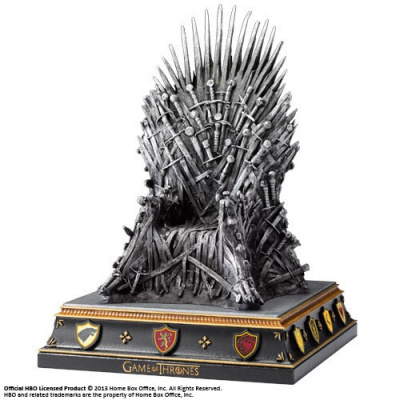 Game of Thrones: Iron Throne Bookend