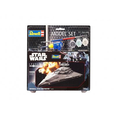 Star Wars: Model Set Imperial Star Destroye Scale Model Kit