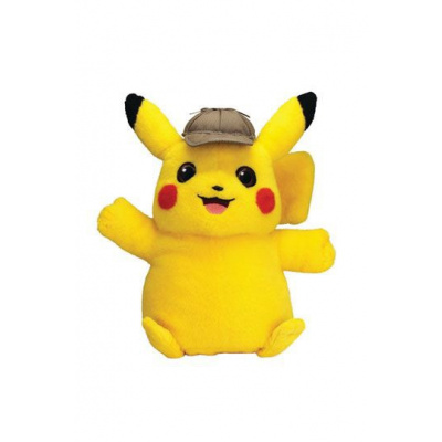 Pokémon: Detective Pikachu Talking Plush Figure Pikachu 35 cm