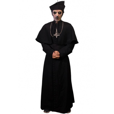 Ghost: Cardinal Copia Costume