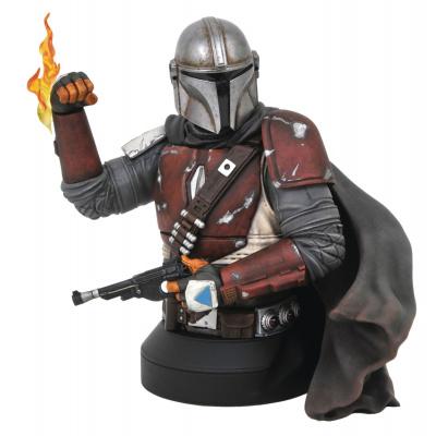 Star Wars: The Mandalorian MK1 1:6 Scale Bust
