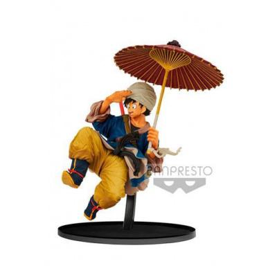Dragon Ball Z statuette PVC BWFC Son Goku Normal Color Ver. 18 cmm