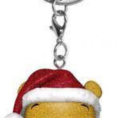 POP Keychain: Holiday - Winnie The Pooh (DGLT)