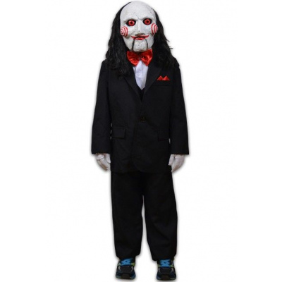 SAW: Billy Puppet - Child Costume