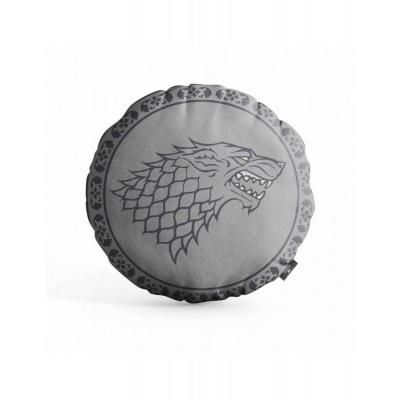 Game of Thrones: House Stark Round Cushion