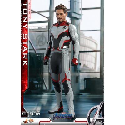 Marvel: Avengers Endgame - Team Suit Tony Stark 1:6 Scale Figure