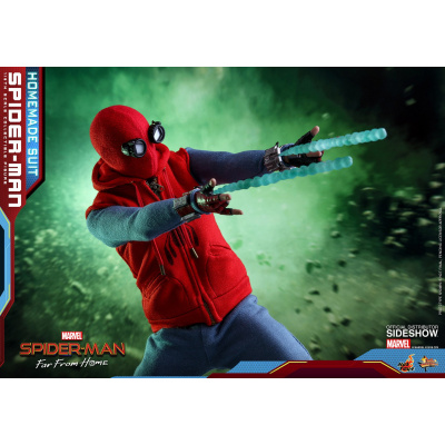 Marvel: Far from Home - Spider-Man Homemade Suit 1:6 Scale Figure