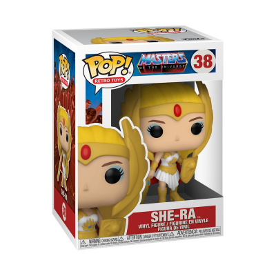 Pop! Vinyl: Masters of the Universe - Classic She-Ra