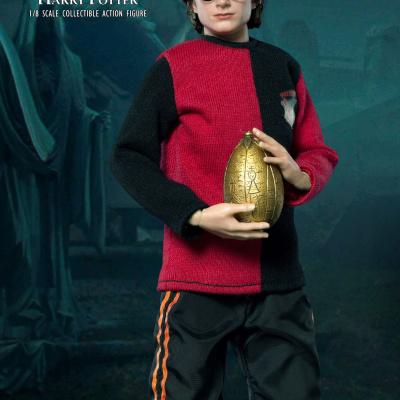 Harry Potter: Tri-Wizard Tournament - Harry Potter Version D 1:8 Scale Figure