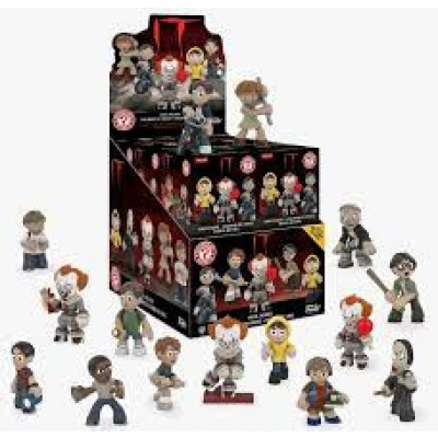 Funko Mystery Minis IT 2017 Walgreens Exclusive Vinyl Figure Box Pennywise