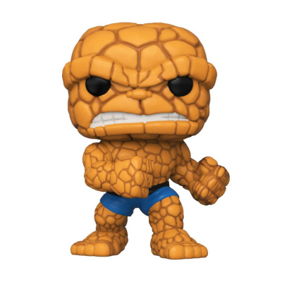 Funko POP Marvel: Fantastic Four: The Thing
