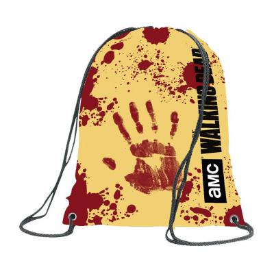 Walking Dead Sport Bag Logo