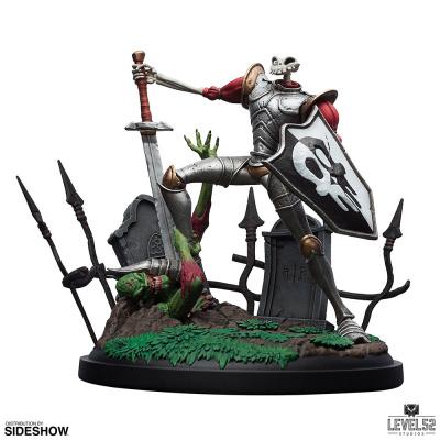 MediEvil: Sir Dan Fortesque Statue