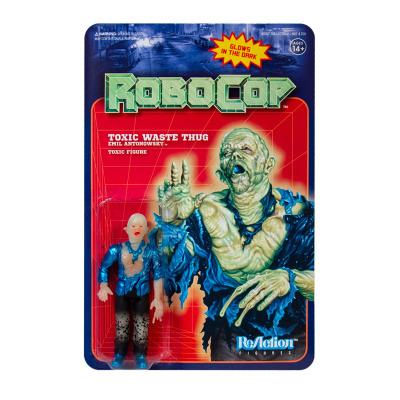 Robocop: Glow in the Dark Emil Antonowsky 3.75 inch ReAction Figure