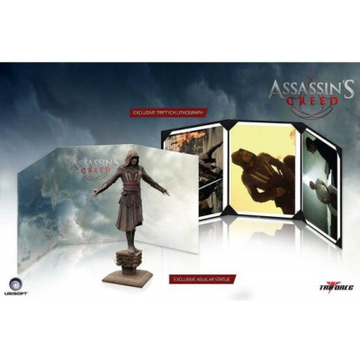 Triforce Assassin's Creed Collector's Edition Aguilar De Nerha Statue