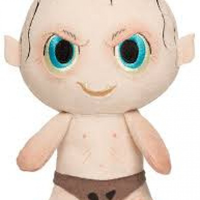 Lord of the Rings: Gollum Plush (Hot Topic)