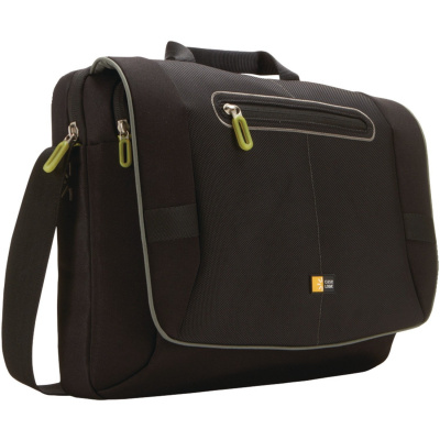 Case Logic Notebook Messengerbag Professioneel 17 inch (Zwart)
